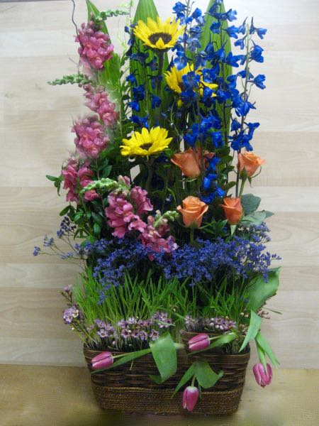 Au jardin, doux printemps ! FCO-14