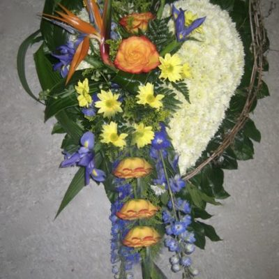Coeurs en fleurs. Au coeur de ma vie ! FCe-2