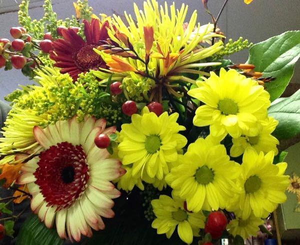 Bouquet, Pour te faire sourire ! AE-2