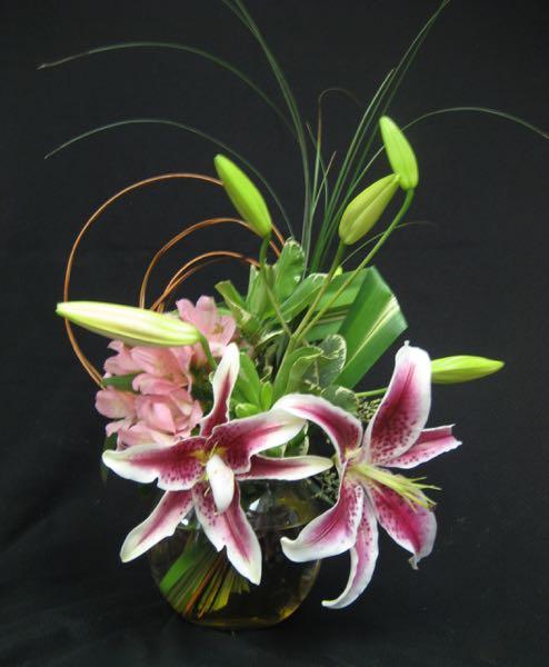 Fleurs odorantes Bouquet coquet ! AE-6