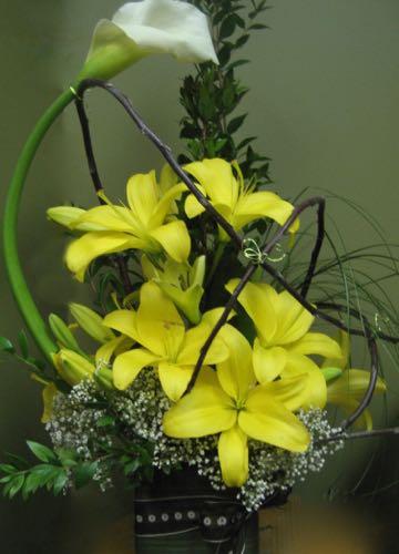 Bouquet, bonjour ! AO-4