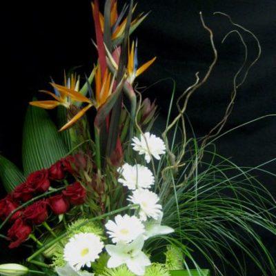 Fleurs deuil. Au delà des mots ! FCO-5