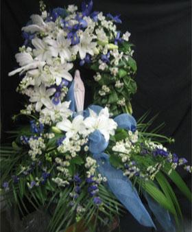 Porte du Ciel à la vierge Marie