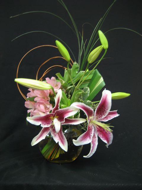 Bouquet coquet