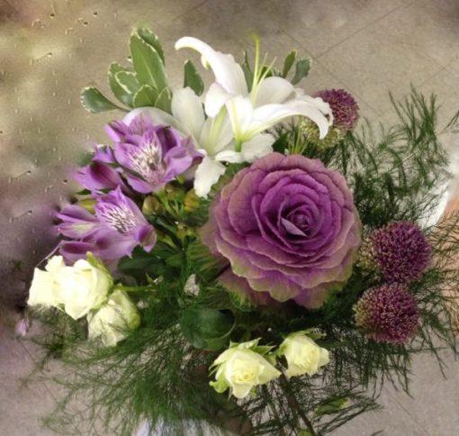 Bouquet de fleurs, Sentiment profond ! AE-25
