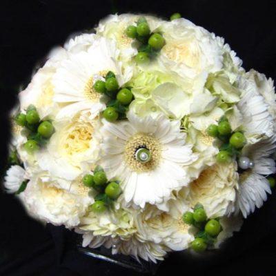 Bouquet de la mariée Véracité ! MB-32