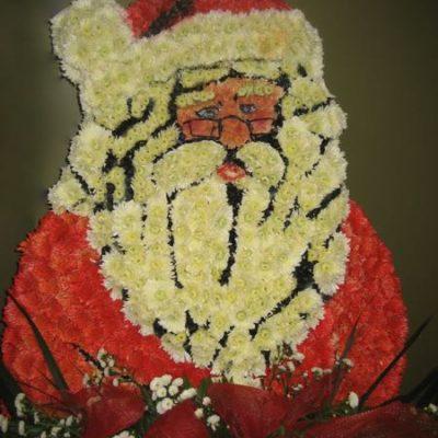 Père Nöel en fleurs ! FS-33