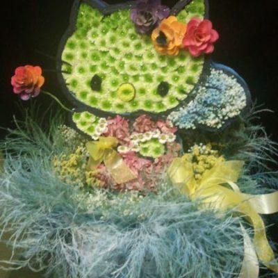 Hello Kitty en fleurs ! FS-14