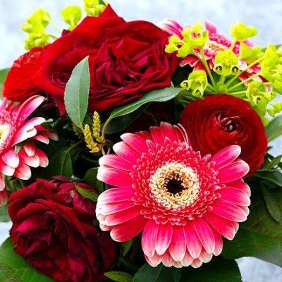 Bouquet du jour!