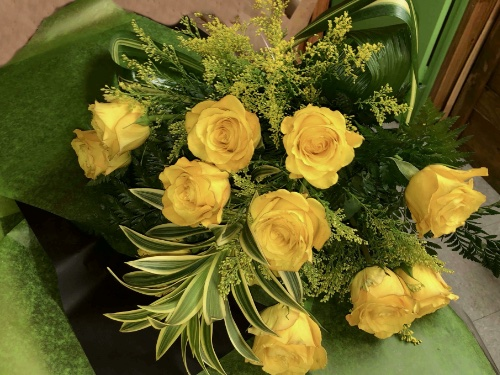 Bouquet Bouton d'or! AE-53