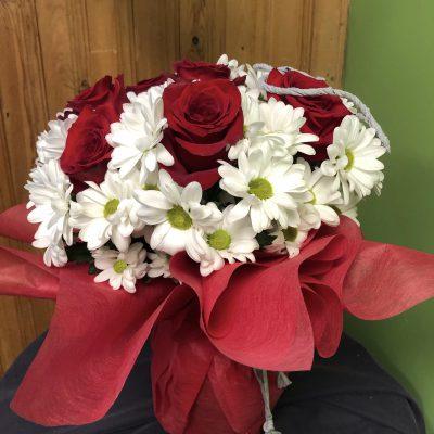 Roses et Marguerites en duo! AE-57